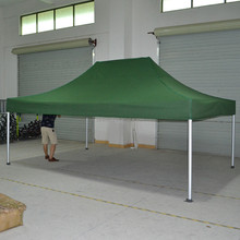 3x6m Big size foldable field sport tent,shelter tent with aluminum frame
