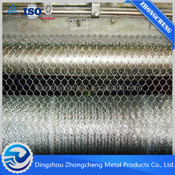 high quality low carton steel stainless wire hexagonal wire mesh