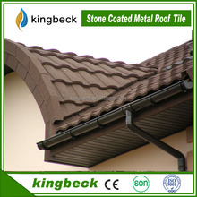 Highest Quality KBR 01 Kingbeck Sand Coated Metal Roofing Shingles