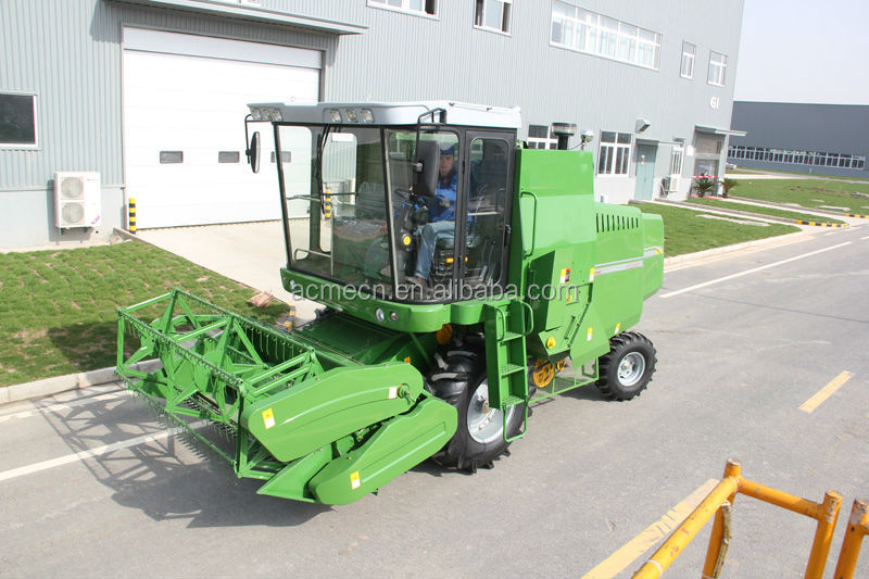 The world Price of wheat harvester combine wheat harvesting machine with Low price