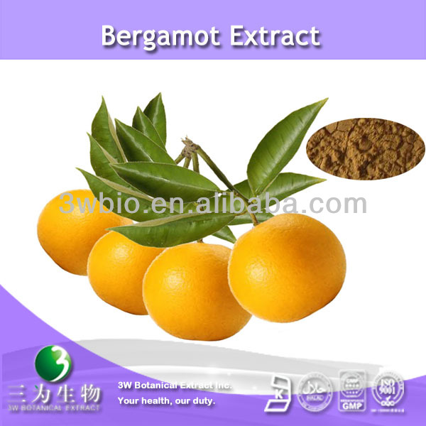 High quality 5:1 citrus bergamia extract powder