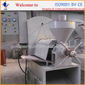 Screw Tyre oil making machine with pre-press technology