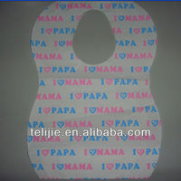 Disposable Bibs For Baby Printed Baby