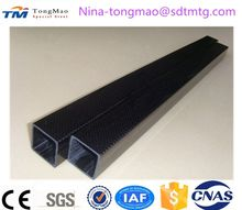 High quality carbon steel tubes / black square steel pipe manufacturer
