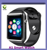 2016 Cheap China Different Model Sim Card Android 4.4 OS WIFI Bluetooth Wholesale Smart Watch With CE Rosh