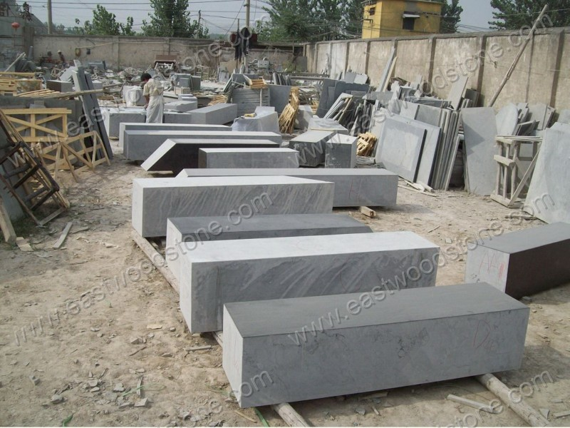China bluestone wallstone,blue limestone projects,limestone tile