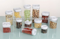 Newest different capacity storage food container