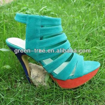 High quality latest flat shoes for women 2015