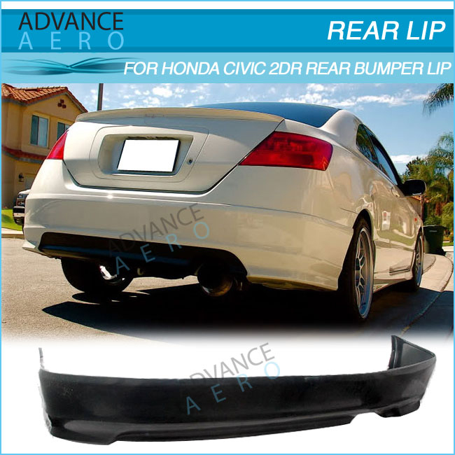 FOR 2006 2007 2008 2009 2010 2011 HONDA CIVIC COUPE 2 DOOR BODYKIT HFP STYLE PU BODYKITS BODY KIT