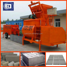 YT-30 foam concrete wall panels concrete blocks making machine