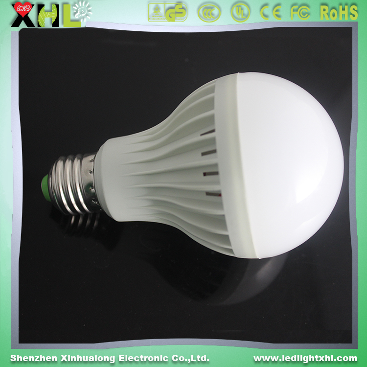 9W CE Led The Lamp With Sound Sensor