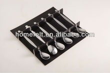 New Style plastic travel cutlery case
