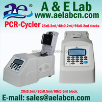 Chemical Laboratory Using pcr apparatus for DNA amplification