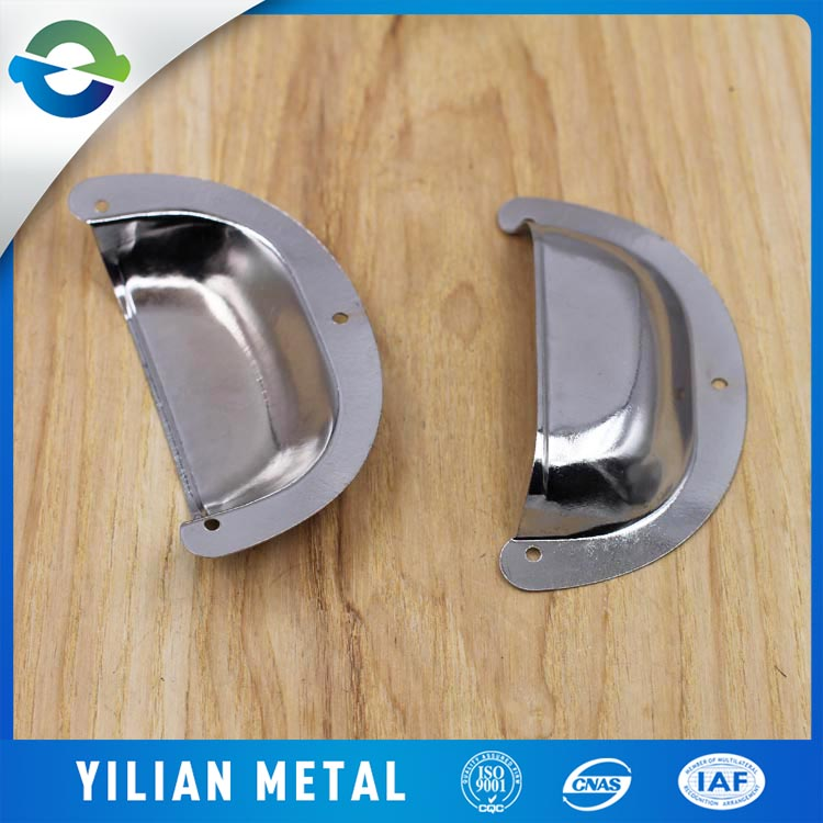 Supply galvanized drawer handle galvanized coffin handle galvanized metal handle