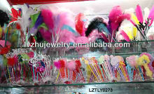 Ostrich feather plumes pens LZTLY0273