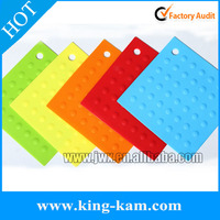 cheap and cute cooking supplies Silicone Baking Mat High quality silicone coaster and silicone mat