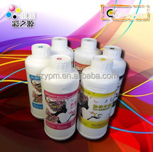 For Epson printers Factory directly supply sublimation ink for cotton fabric