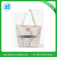 2016 new design fashion style china distributors canvas bags