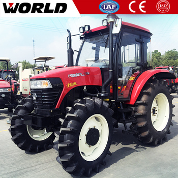4WD 100HP Farm Agricultural Tractor WD1004