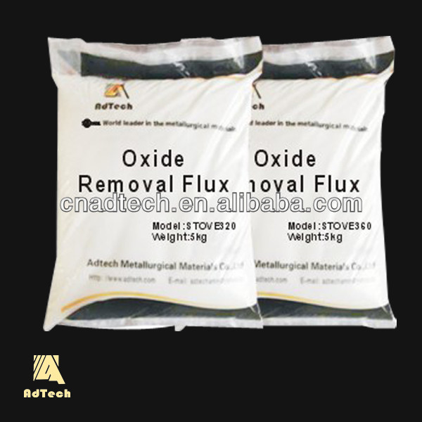 Oxide Removal Flux Refining Flux for melting aluminum furnace