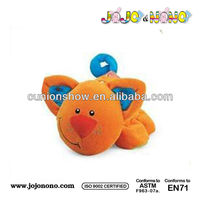 new Plush embroidery child world toy store