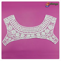 Bailange neck design white color cotton material indian suits neck designs