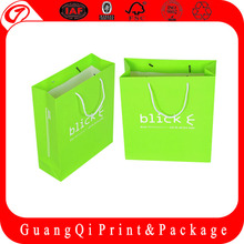 Professional supplier paper carrier bag