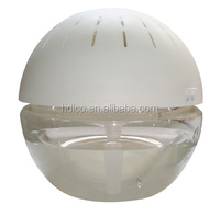 Made in China Guangzhou ball round shaped water based essential oil air purifier
