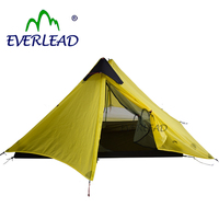 20D Lightweight 4 Season Outdoor Camping Backpacking Tent Weight