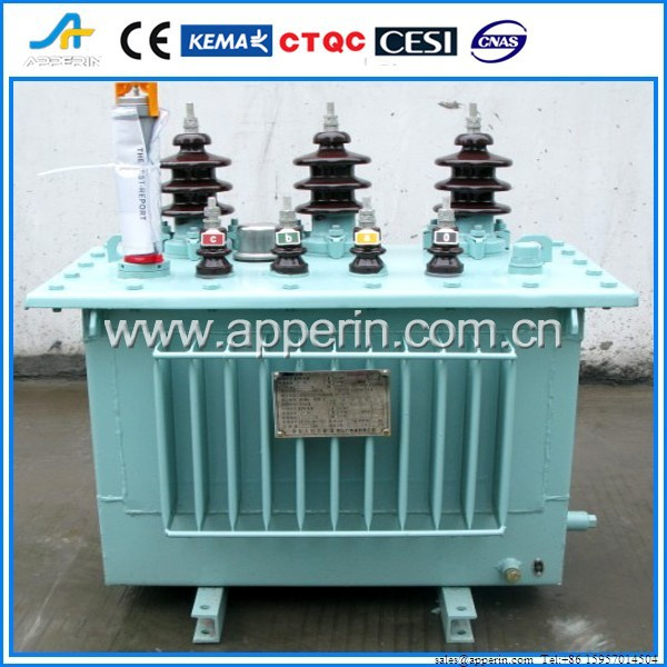 11KV Full Sealed Distribution Transformer 2 mva transformer