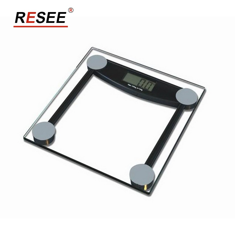 electric bed hospital 20kg flat weighing scales