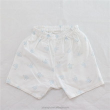 Customized factory Shorts Product Type and Anti-Pilling Feature kids shorts
