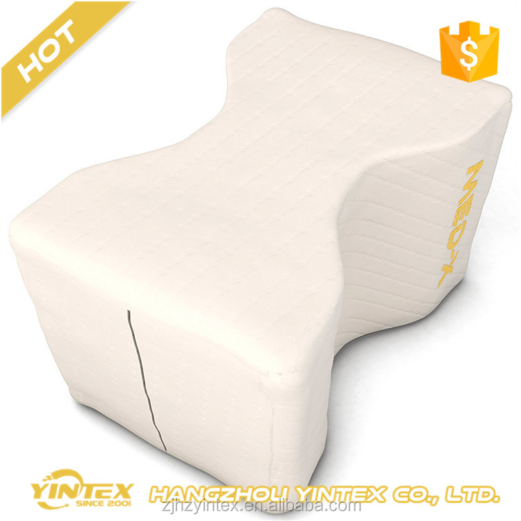 New Orthopedic Memory Foam Comfort Knee Pillow Cushion