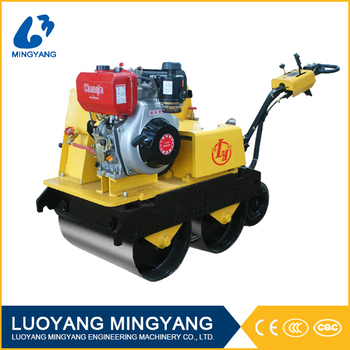 Best selling Brand 800kg mini road roller YSZ08DB-1