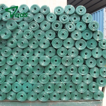 1x1 pvc coated highway galvanized welded wire mesh philippine manufacturer