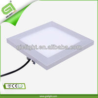 recessed 11.3mm thickness 200x200mm commercial cabinet kitchen range hood led lighting