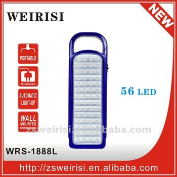 LED Rechargeable Lamp (WRS-1888L)