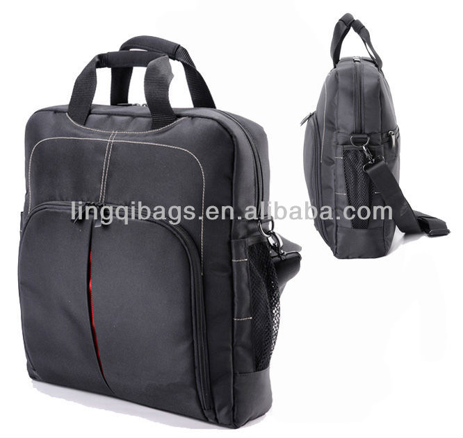 New Arrival 13 inch Stylish Executive Waterproof and Shockproof Office Laptop Briefcases for Men