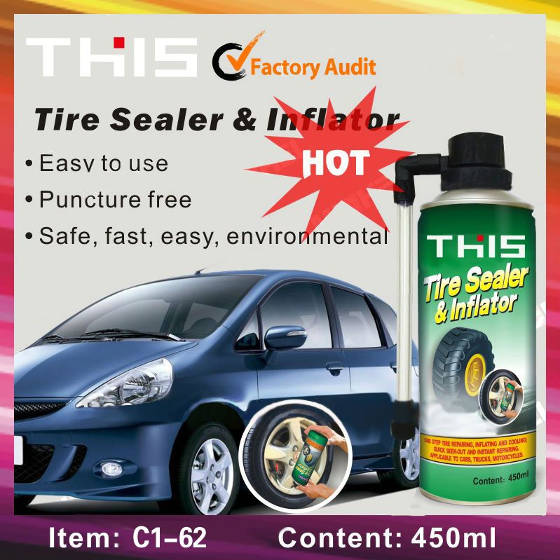Tire repair tire repair sealant