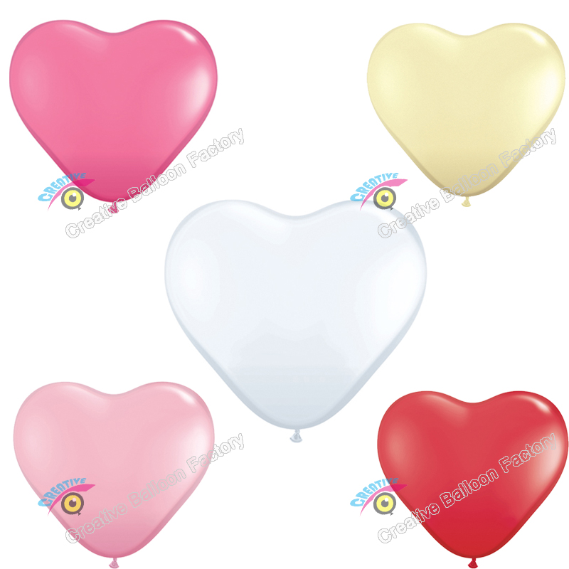 36inch Heart Shape Latex Balloon Giant Heart Shape Rubber Balloon Love Balloon