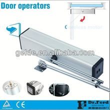 compact automatic swing door opener