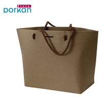 Competitive Price Brown Paper Gift Bags With Handles