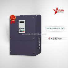 CE ROHS approve 30kw 3phase vfd dc to ac high frequency inverter/optical converter