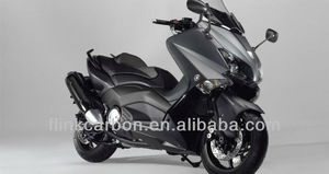 Carbon Fiber Side Panel for Yamaha Tmax 530 2012