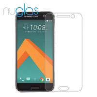 Nuglas Clear Tempered Screen Protector/Guard/Ward for HTC ONE M10