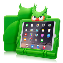 Low factory mold cost silicone table case customized design silicone case for ipad mini, air