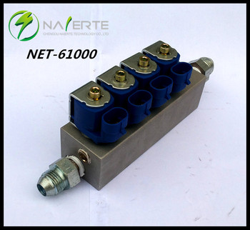 GNV engine spare parts fuel inyectores/injectors for sale