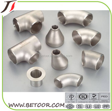 Stainless Steel butt weld pipe fittings