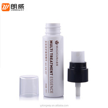 30ml mist spray bottle for mouth cleaning/perfume/moisturizer plastic PET bottle with pump sprayer
