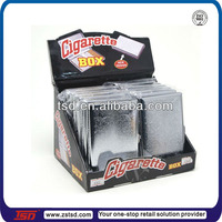 TSD-C753 retail table top cigarette box template cardboard display box,pdq display box,merchandising display box